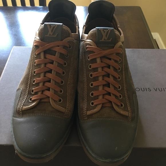 0f1ebda037a0 Louis Vuitton Other - Louis Vuitton Shoes Size 8